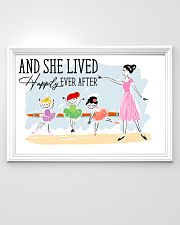 Poster Ballet and she lives happily 36x24 Poster poster-landscape-36x24-lifestyle-02