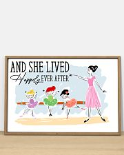 Poster Ballet and she lives happily 36x24 Poster poster-landscape-36x24-lifestyle-03