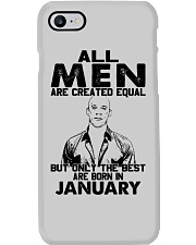 January only the best Phone Case thumbnail