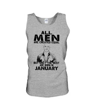 January only the best Unisex Tank thumbnail
