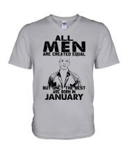 January only the best V-Neck T-Shirt thumbnail