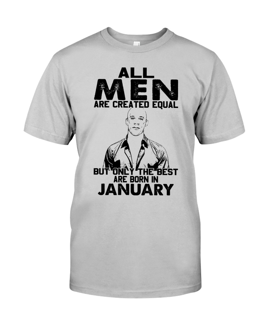 January only the best Classic T-Shirt