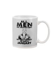 January only the best Mug thumbnail