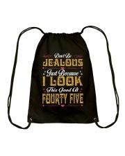 45 - Dont Be Jealous Drawstring Bag thumbnail