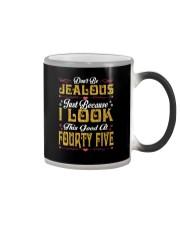 45 - Dont Be Jealous Color Changing Mug thumbnail
