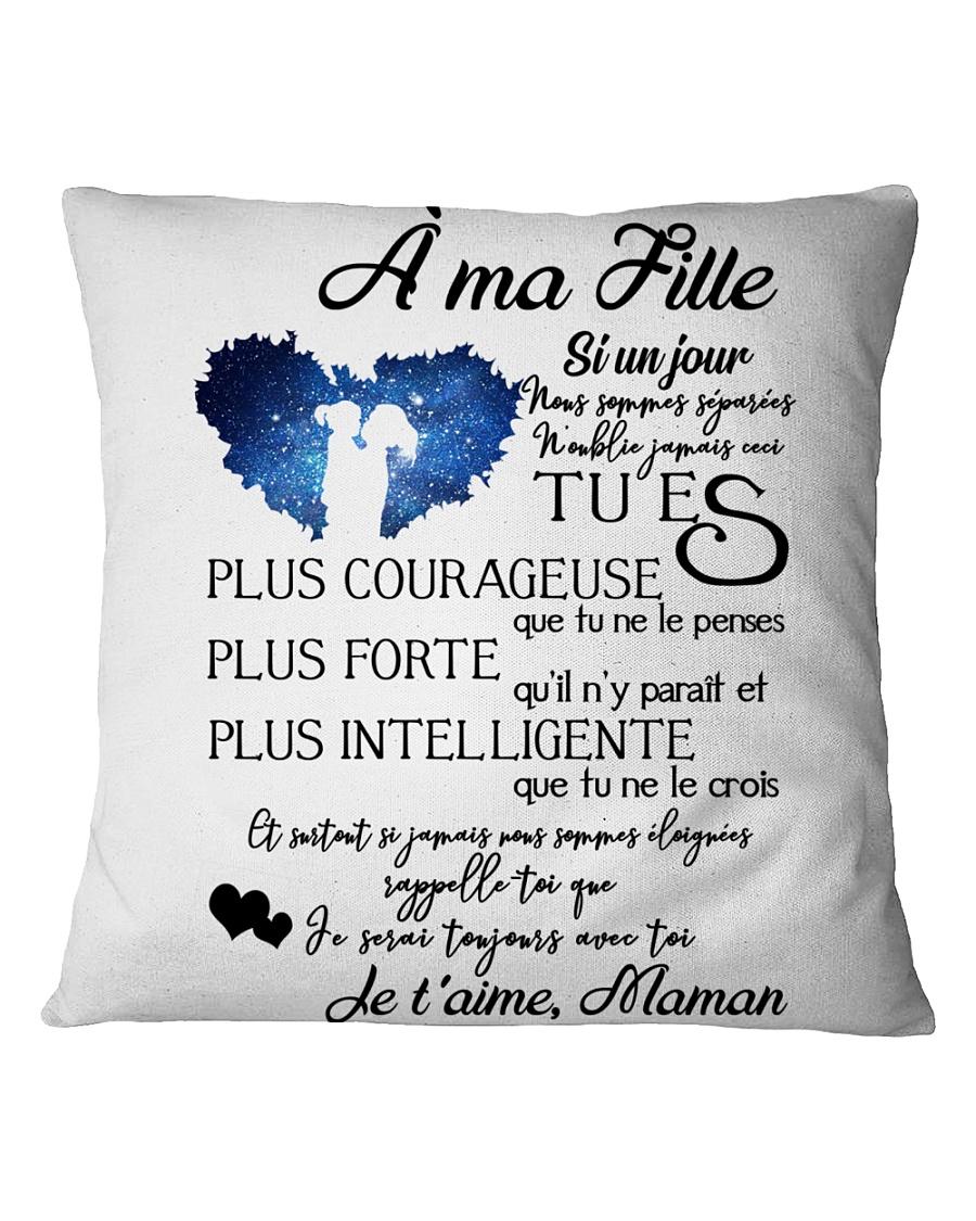 Tues Square Pillowcase