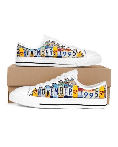 November 95 Shoes lowtop