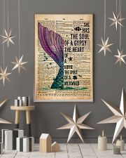 Poster Mermaid the heart 24x36 Poster lifestyle-holiday-poster-1