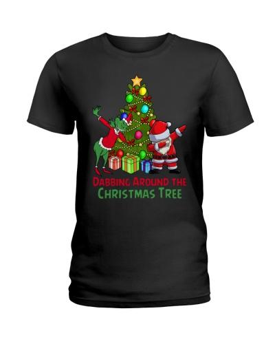 christmas G santa tree