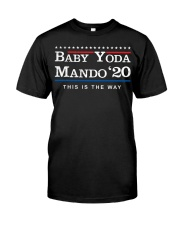 Movie baby YD Classic T-Shirt front