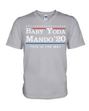 Movie baby YD V-Neck T-Shirt thumbnail