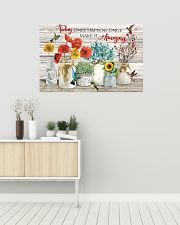 Poster today amazing bird 36x24 Poster poster-landscape-36x24-lifestyle-01