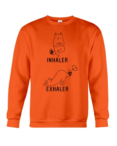 cat yoga inhaler