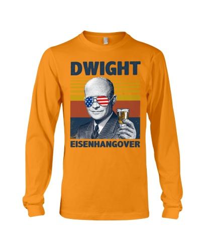 Funny Dwight drinkin