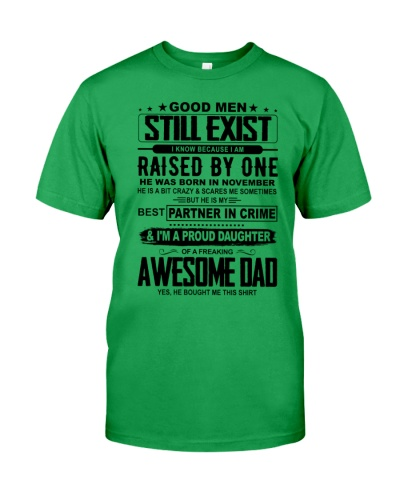 November Awesome Dad