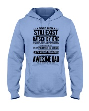 November Awesome Dad Hooded Sweatshirt tile