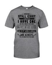 December Good Men Classic T-Shirt thumbnail