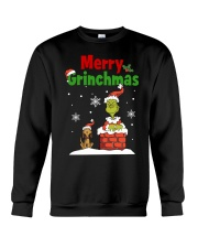 christmas merry 2 Crewneck Sweatshirt tile