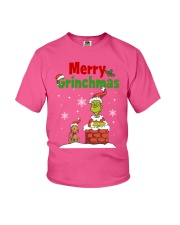 christmas merry 2 Youth T-Shirt thumbnail