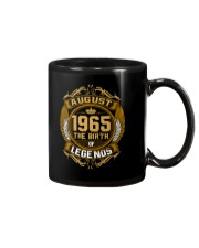 August 1965 The Birth of Legends Mug thumbnail