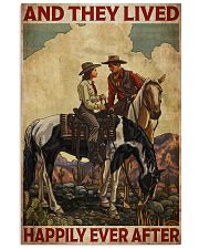 Poster horse and they lived 24x36 Poster front