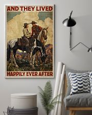Poster horse and they lived 24x36 Poster lifestyle-poster-1