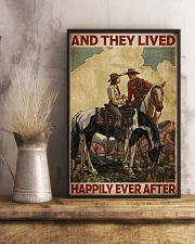 Poster horse and they lived 24x36 Poster lifestyle-poster-3