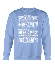 June Painter girl Crewneck Sweatshirt tile