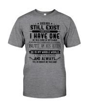 September Good Men Classic T-Shirt thumbnail