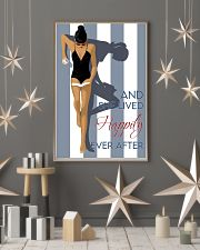 Poster Book and she lived happily 24x36 Poster lifestyle-holiday-poster-1