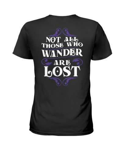 country wander are lost