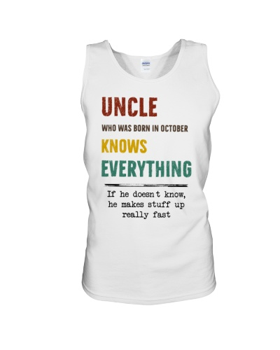 October uncle knows