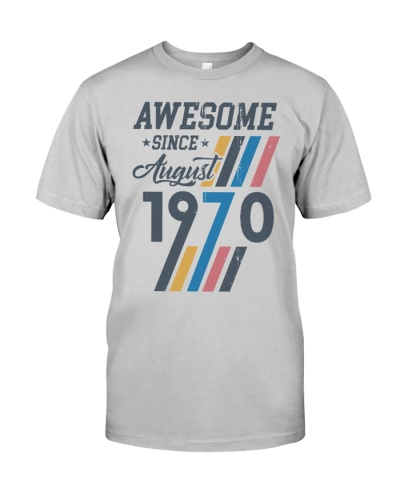 1970 August awesome