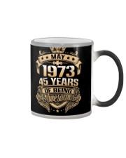 Ma 1973-2018 coming soon Color Changing Mug thumbnail