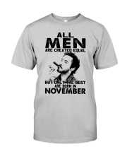 November only the best Jr Classic T-Shirt front