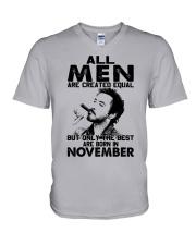 November only the best Jr V-Neck T-Shirt thumbnail