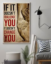 Poster Ballet doesnt change you 24x36 Poster lifestyle-poster-1
