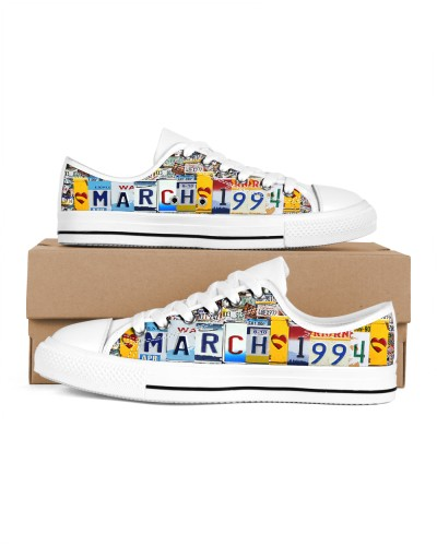 March 94 Shoes lowtop