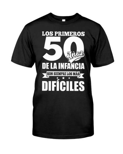 los primeros 50