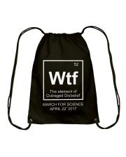 What the F Drawstring Bag thumbnail