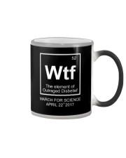 What the F Color Changing Mug thumbnail