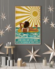 Poster Mermaid some girl 24x36 Poster lifestyle-holiday-poster-1