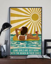Poster Mermaid some girl 24x36 Poster lifestyle-poster-2