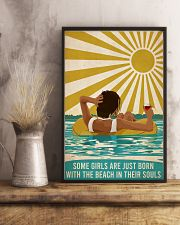 Poster Mermaid some girl 24x36 Poster lifestyle-poster-3