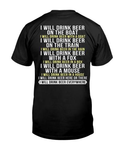 Beer I will