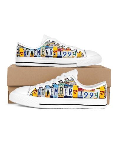 November 94 Shoes lowtop