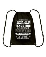 octubre tengo existen Drawstring Bag thumbnail