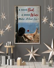 Poster Book a good book 24x36 Poster lifestyle-holiday-poster-1
