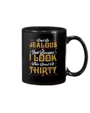 30-Don't Be Jealous Mug tile