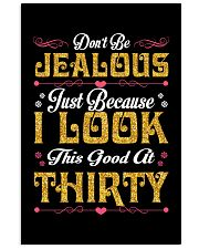30-Don't Be Jealous Vertical Poster tile